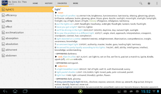 玩書籍App|Concise Oxford Thesaurus TR免費|APP試玩