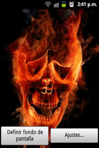 Fire Skull LW