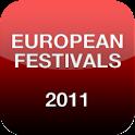 European Festivals 2011 logo