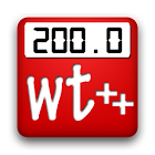 Weight Tracker ++ (ver 1) icon