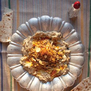Borani-E Bademjan (Eggplant and Yogurt Dip) Recipe