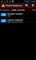 Screenshot of Flitsers