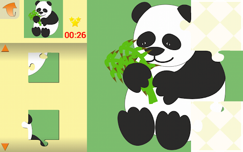 Kids' Animal Puzzles Free- screenshot thumbnail