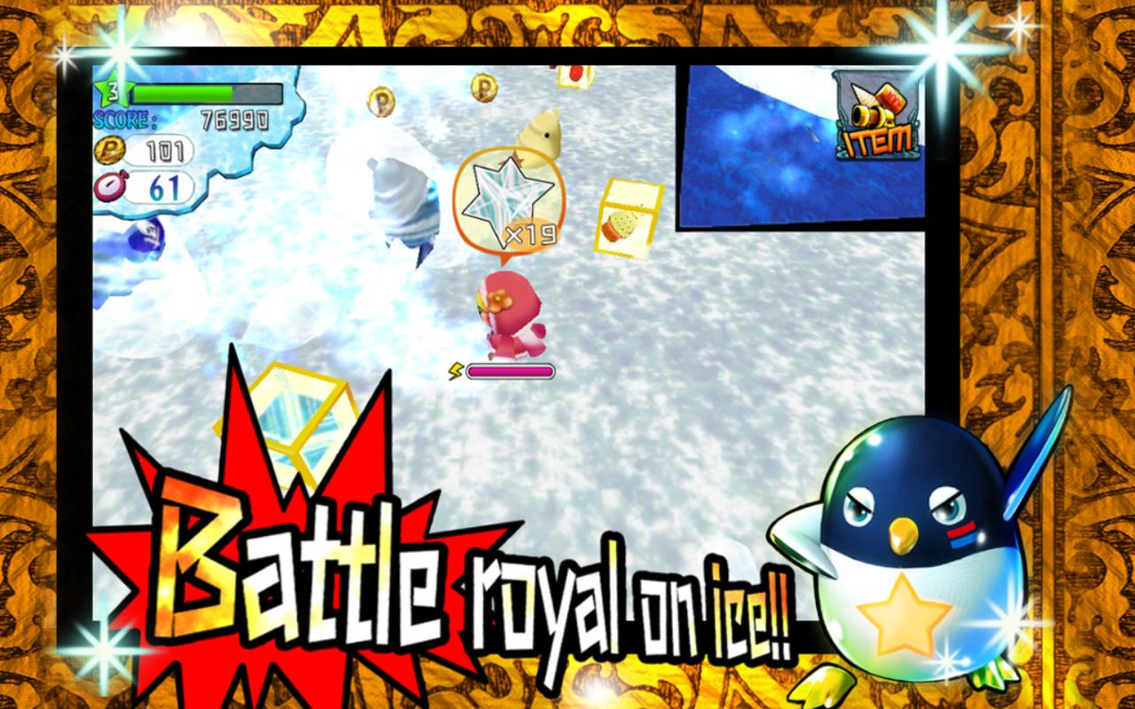 Survival Penguin Battle Royal - screenshot