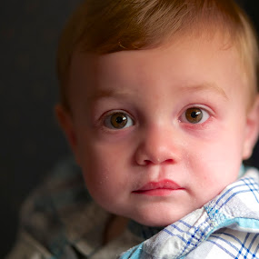 First Christmas! by Matt LaCorte - Babies & Children Child Portraits ( etrocal,  )