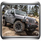 Jeep Racing Parking
