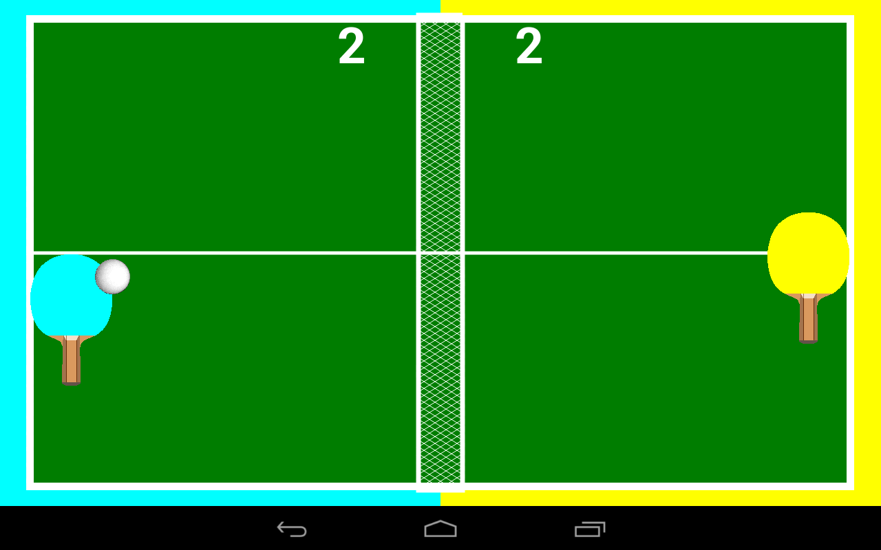 Ping pong classic hd 2 android apps on google play for Fish table cheat app