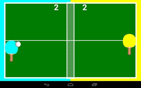Ping Pong Classic HD 2 2.0 screenshot 641548