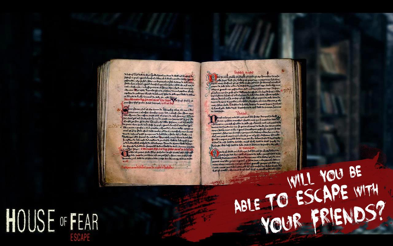 House of Fear Escape - screenshot