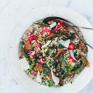 Spring Buckwheat Salad.