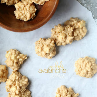 No Bake Avalanche Cookies.