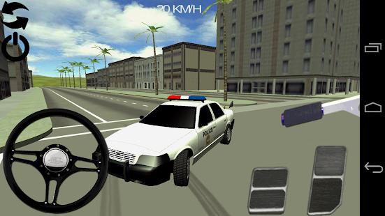 Police Car Driver 3D - Drift 賽車遊戲 App-癮科技App