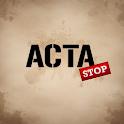 Stop ACTA logo