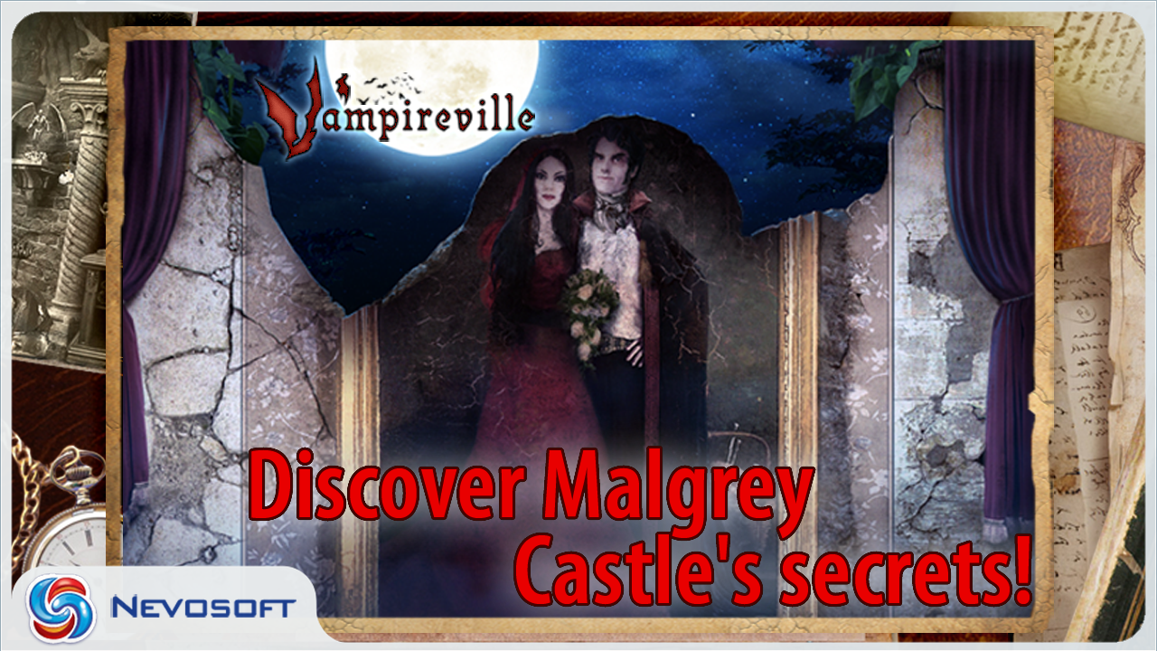 Vampireville: castle adventure - screenshot