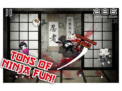 Pocket Ninjas- screenshot thumbnail