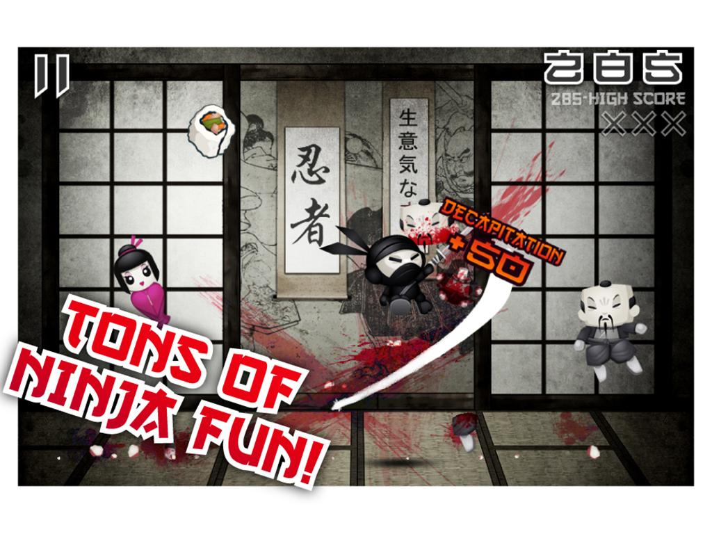 Pocket Ninjas - screenshot