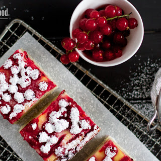 Red Currants and Poppy Seed Cake Recipe
