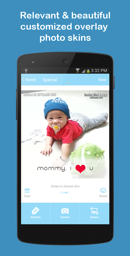 InstaB for Baby, Mom Favourite - screenshot