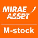 미래에셋증권 M-Stock logo