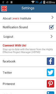 HighlyEffectiveProjectManager- screenshot thumbnail