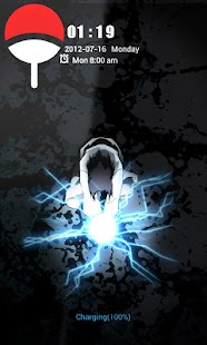 ART CHIDORI Theme Go locker - screenshot thumbnail