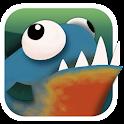 Piranha! - Hard Game - Twitch icon