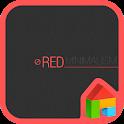 Red_M dodol launcher theme icon