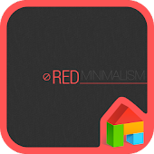 Red_M dodol launcher theme
