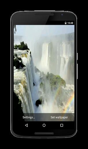 Iguazu Falls Live Wallpaper