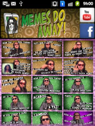 Memes do Away