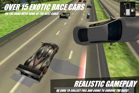 Autobahn Asphalt: Highway Race screenshot