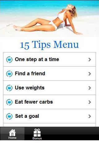 How to Lose Weight Tips - Free
