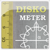 Diskometer - camera measure