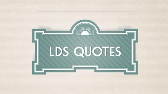 LDS Quotes - screenshot thumbnail