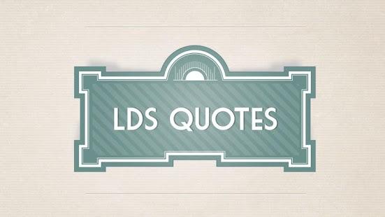 LDS Quotes - screenshot thumbnail