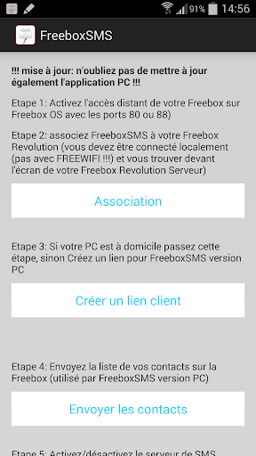 FreeboxSMS2 Beta