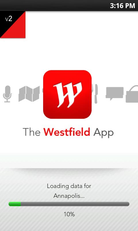Westfield Malls - screenshot