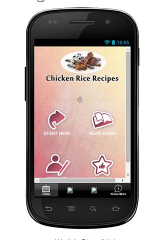 Chicken Rice Recipes Guide