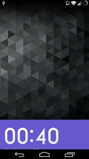 玩個人化App|One plus violet theme GoLocker免費|APP試玩