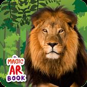 Wild Animals AR Book