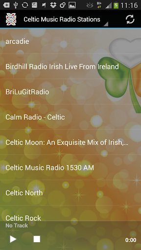 Celtic Music Radio Stations