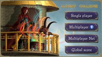 Screenshot of Alchemy Challenge