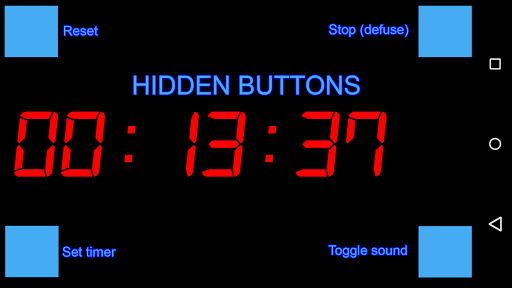 Snakes and Funerals bomb timer