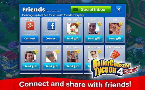 RollerCoaster Tycoon® 4 Mobile Screenshot 33