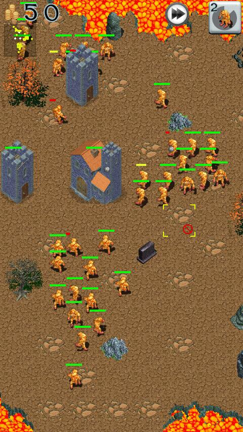 Monster Defense Strategy- screenshot