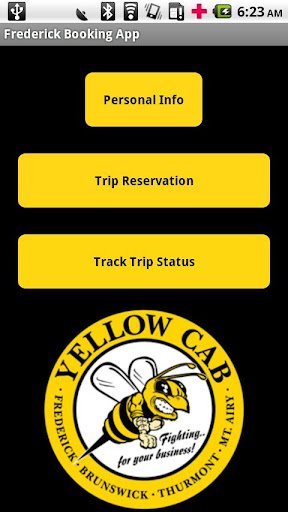 【免費交通運輸App】Yellow Cab of Frederick-APP點子