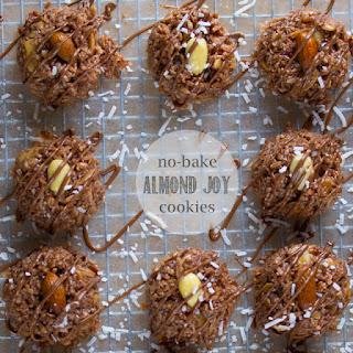 No-Bake Almond Joy Cookies.