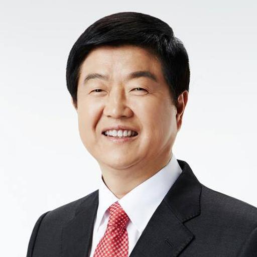 논산시장 송영철 예비후보 LOGO-APP點子