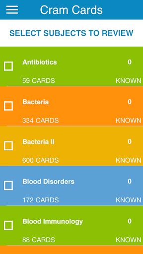 COMLEX Step 1 Microbio Path