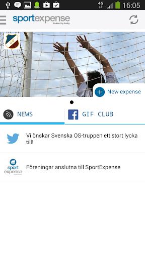 Sport Expense